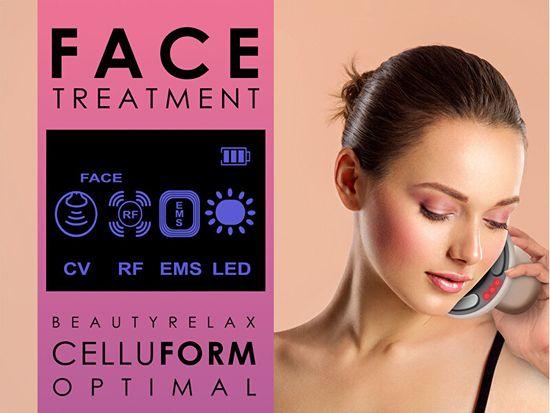 Beauty Relax Esztétikai eszköz BeautyRelax Celluform Optimal