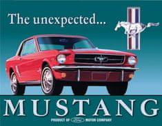TIN SIGNS Retro plechová ceduľa Ford Mustang (TSN0579)