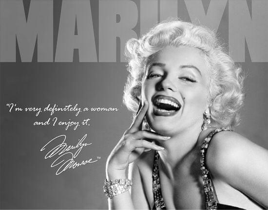 TIN SIGNS Retro plechová ceduľa Marilyn Monroe (TSN1532)