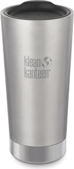 Klean Kanteen Nerezový termohrnek KLEAN Kanteen Insulated Tumbler - brushed stainless 592 ml
