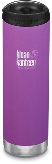 Klean Kanteen Termoska Klean Kanteen TKWide w/Café Cap - Berry Bright 592 ml