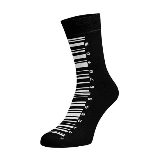 BENAMI Veselé ponožky EAN Černá 35-38