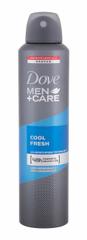 Dove 250ml men + care cool fresh 48h, antiperspirant
