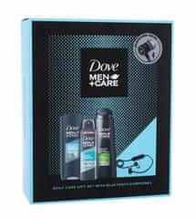 Dove 250ml men + care daily care, sprchový gel
