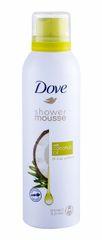Dove 200ml shower mousse coconut oil, sprchová pěna