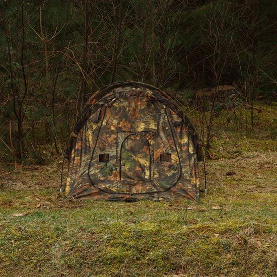 Foto maskirni šotor za fotografiranje in opazovanje divjih živali Falco II