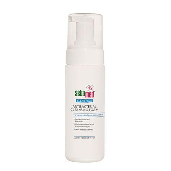 Sebamed Antibakteriální čisticí pěna Clear Face (Antibacterial Cleansing Foam) 150 ml