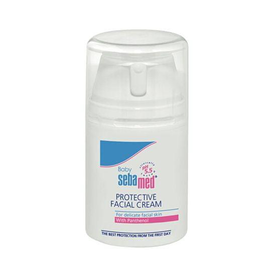 Sebamed Gyermek baba krém (Protective arcápoló krém) 50 ml