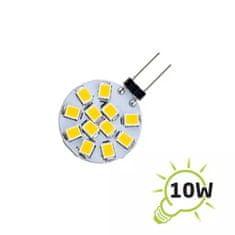 UNI-T Žárovka LED G4 12SMD, 1,2W bílá přírodní TIPA