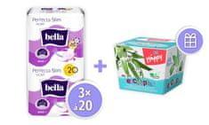 Bella Perfecta Ultra Violet Hygienické vložky 60 ks