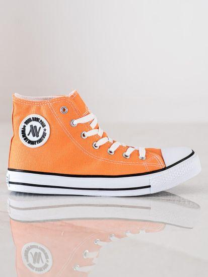 Női tornacipő 22275, narancssárga árnyalat, 40