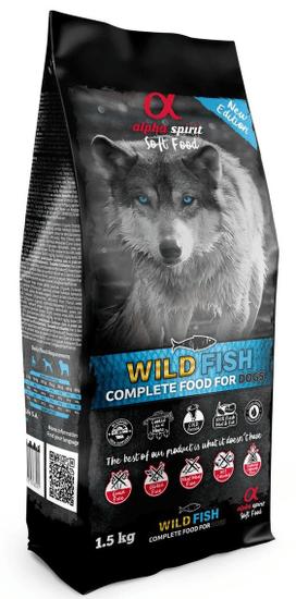 Alpha Spirit The Only One Dog Food Wild Fish 3 kg