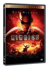 Riddick: Kronika temna (režisérská verze) - DVD