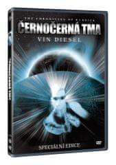 Černočerná tma - DVD