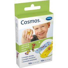 Cosmos Náplasti pro děti s obrázky čísla 20 ks