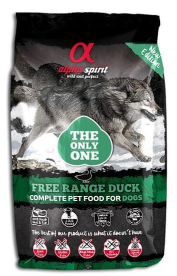 Alpha Spirit The Only One Dog Food Duck 3 kg