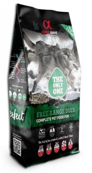 Alpha Spirit The Only One Dog Food Duck 12 kg