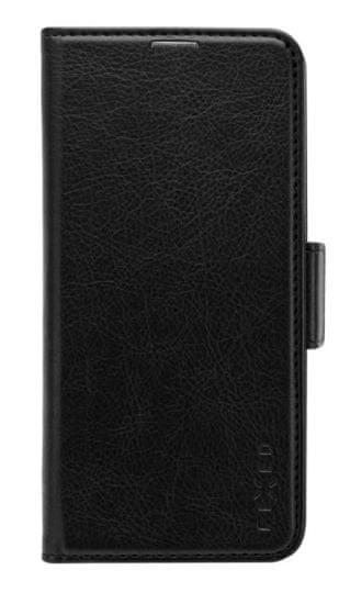FIXED Opus preklopna maska za Xiaomi Redmi Note 9T, crna (FIXOP2-676-BK)