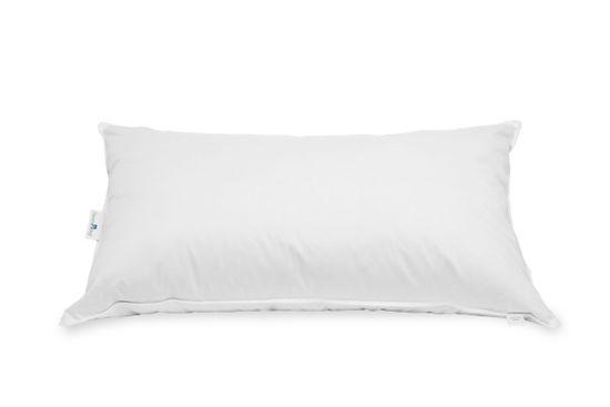 Daunen Step Vankúš 50 x 50 cm zo špeciálne upraveného polyesteru v bavlnenom poťahu