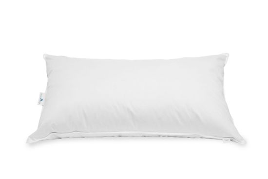 Daunen Step Vankúš 50 x 60 cm zo špeciálne upraveného polyesteru v bavlnenom poťahu