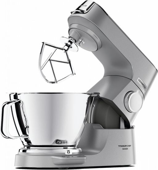 Kenwood kuchynský robot KVC85.124SI