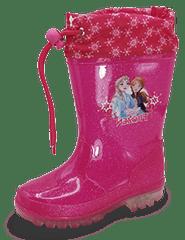 Disney dekliški škornji Frozen D4310254S, 27, roza