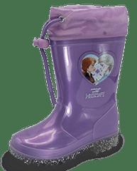 Disney dekliški škornji Frozen D4310255S, 31, vijolični