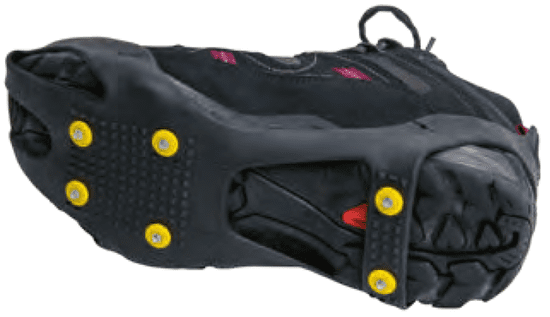 Sundo Protiskluzové návleky na boty s hroty - nesmeky, velikost 36-41