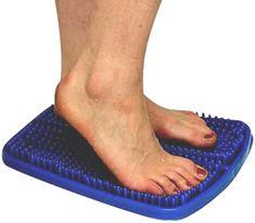 Sundo Masážní podložka s plastovými hroty na chodidla