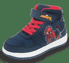 Disney Spiderman R1310214S magasszárú sportcipő fiúknak, 24, sötétkék