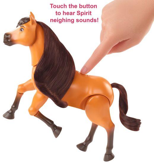 Mattel Spirit Koník s doplnkami