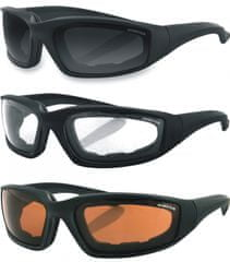 Bobster brýle Foamerz 2 Barva skla: oranžové