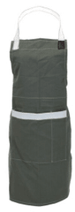 Koopman Excellent kuhinjski predpasnik, bombažni, zelen, 60x84 cm