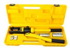GEKO Hydraulické lisovacie kliešte 18t 10mm – 300mm