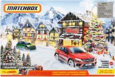 Matchbox Adventní kalendář