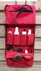 GVR USA Technics brašna/vak na čištění, kosmetiku apod. GVR Cattlemans Barva: červená