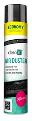 Clean IT stlačený plyn, CL-104, 600ml