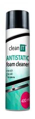 Clean IT Antistatická čisticí pěna na obrazovky, 400 ml CL-172