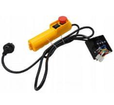 Verke Ovládač s káblom do elektrického navijaku 125 / 250kg, VERKE V06080