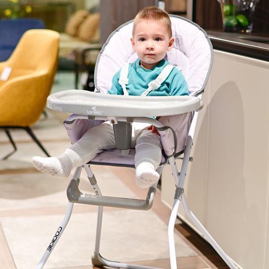 Lorelli Jedálenská stolička COOKIE