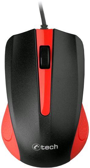 C-Tech WM-01R, červená (WM-01R)