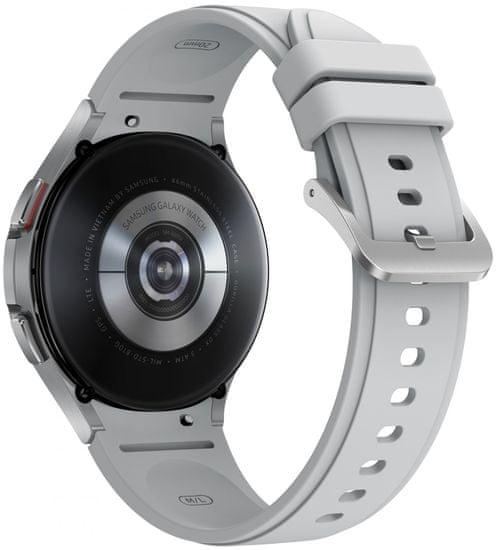 SAMSUNG Galaxy Watch4 Classic 46mm Silver LTE