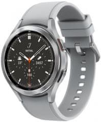SAMSUNG Galaxy Watch4 Classic 46mm, Silver