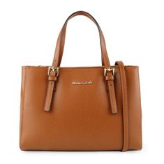 Marina Galanti Dámska kožená kabelka do ruky 99-022-1 hnědá