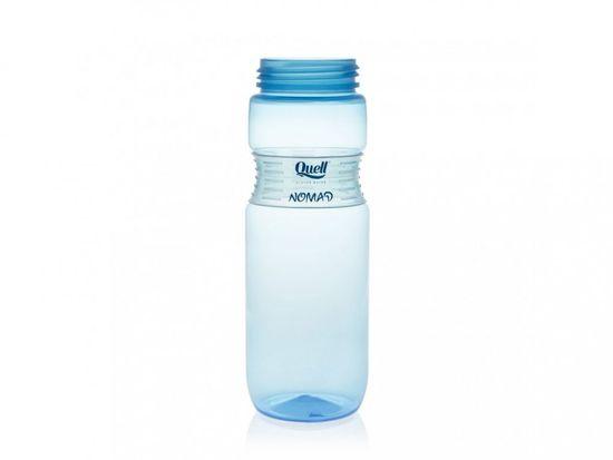quell Filtračná fľaša NOMAD (modrá)