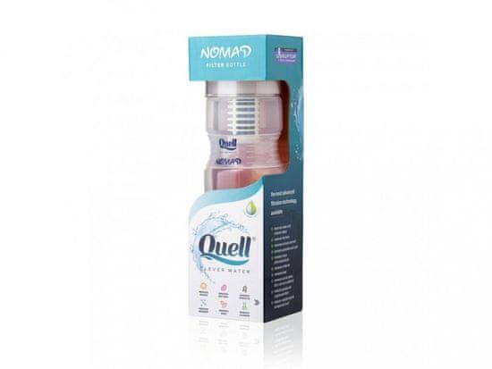 quell Filtračná fľaša NOMAD (biela)