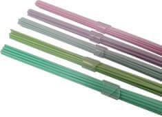 Little Monk sada 5-ti pastelových PLA náplní pro 3D pera - EKO balení