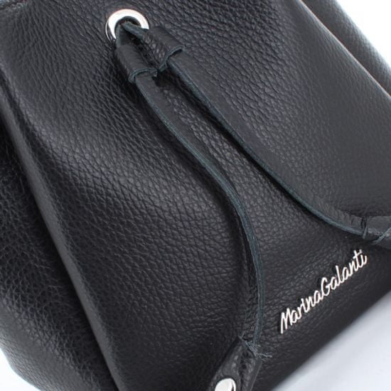 Marina Galanti Dámska kožená mini kabelka MBP013BT1