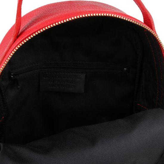 Marina Galanti Dámsky kožený batoh MBP002BK1