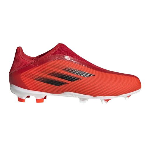 Adidas X SPEEDFLOW.3 LL FG, X SPEEDFLOW.3 LL FG   FY3257   RED / CBLACK / SOLRED   35